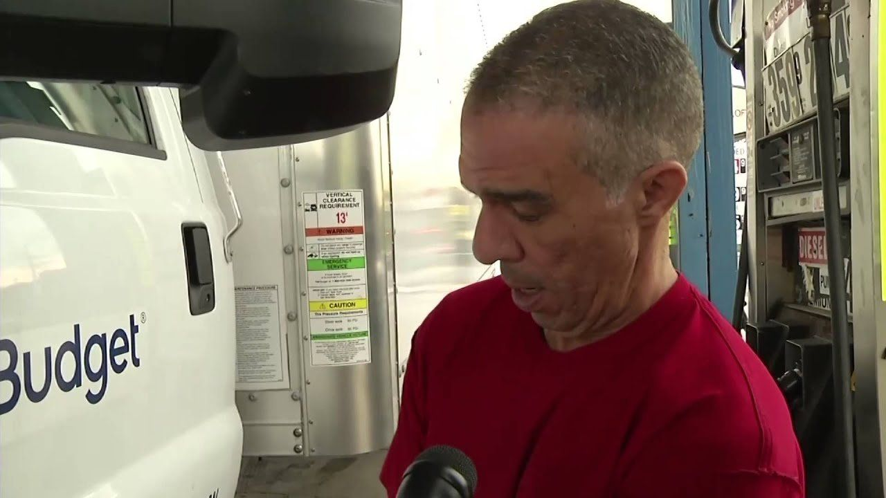 Cheaper gas has drivers seeing green