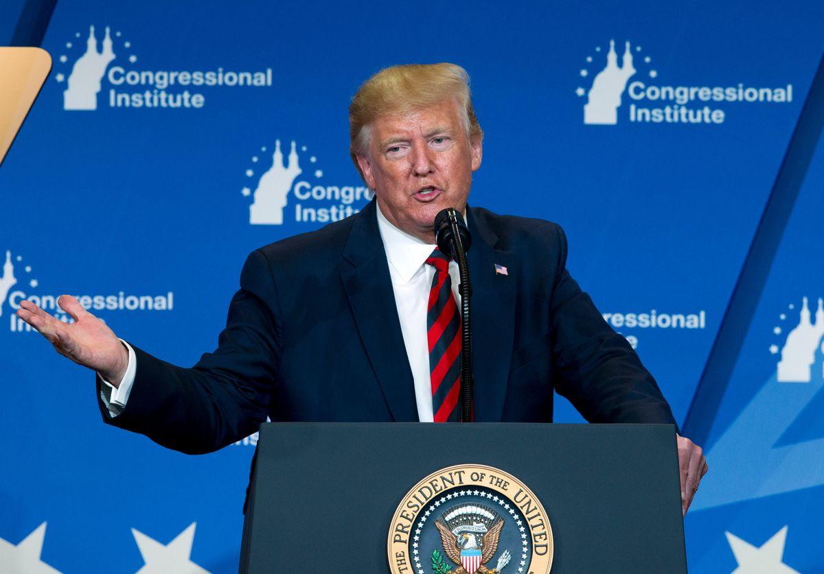 Appeals Court Revives Lawsuit Against Trump Over Business Ties