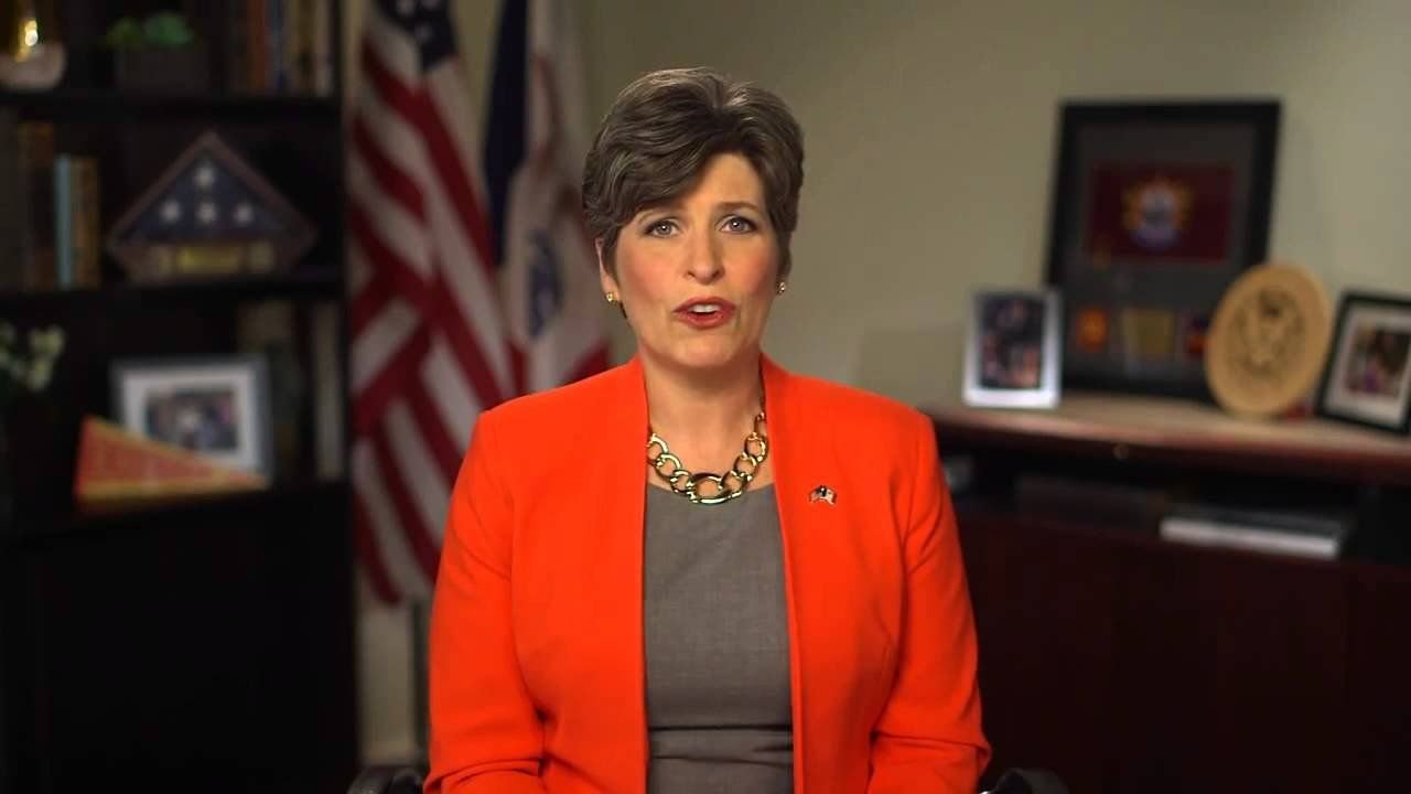 Joni Ernst takes aim at the Left in GOP address