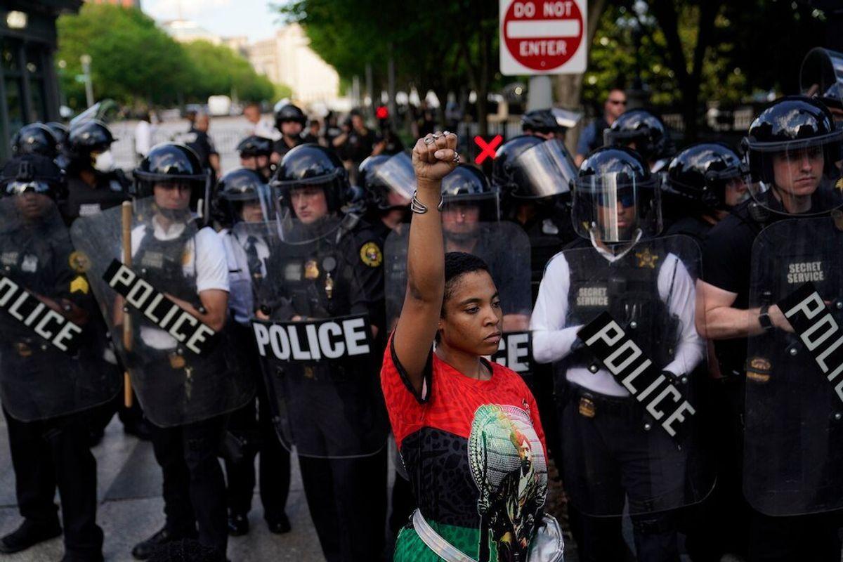 Biden Faces Competing Pressures on Police Reform