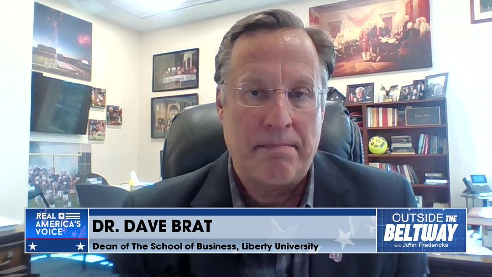 Dave Brat Joins to Discuss What is Going on Down in China