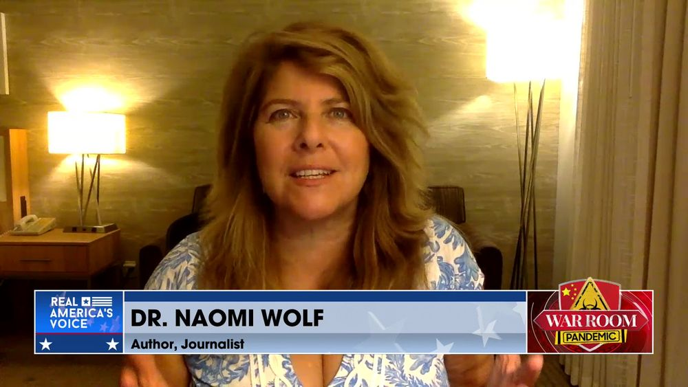 Dr. Naomi Wolf Joins Steve to Discuss how Anthony Fauci has Handled the Pandemic