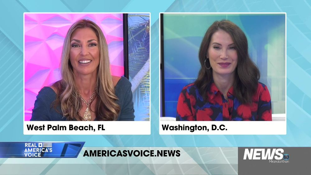 Amanda Head Joins Us Live From The Washington, D.C. Studio