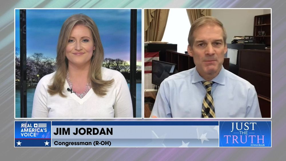 Jenna Ellis is Joined By Special Guest Congressman-R Jim Jordan