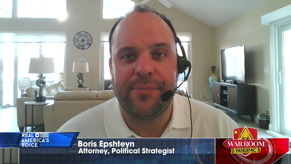 Boris Epshteyn Discusses The Impeachment Trial
