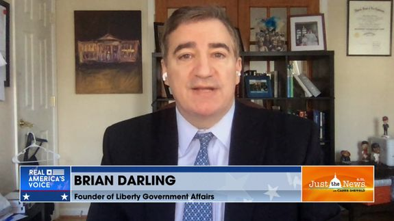 Brian Darling, Founder, Liberty Government Affairs - House Dems move to moderate conservative media