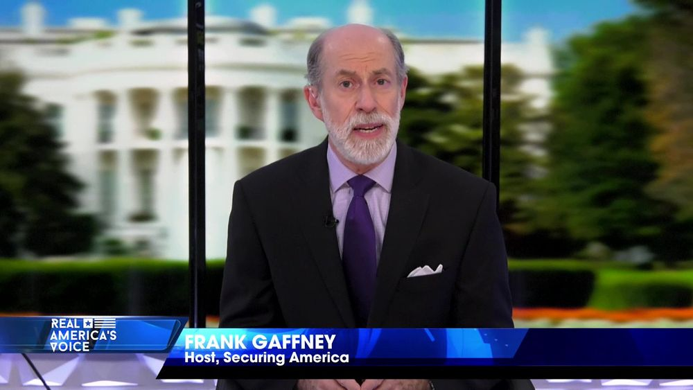 Frank Gaffney's monologue on President Joe Biden's first day in office