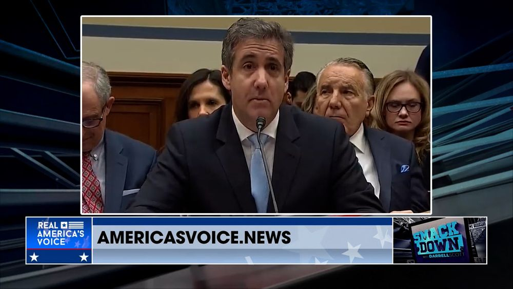 Smack Down Of The Week: Michael Cohen