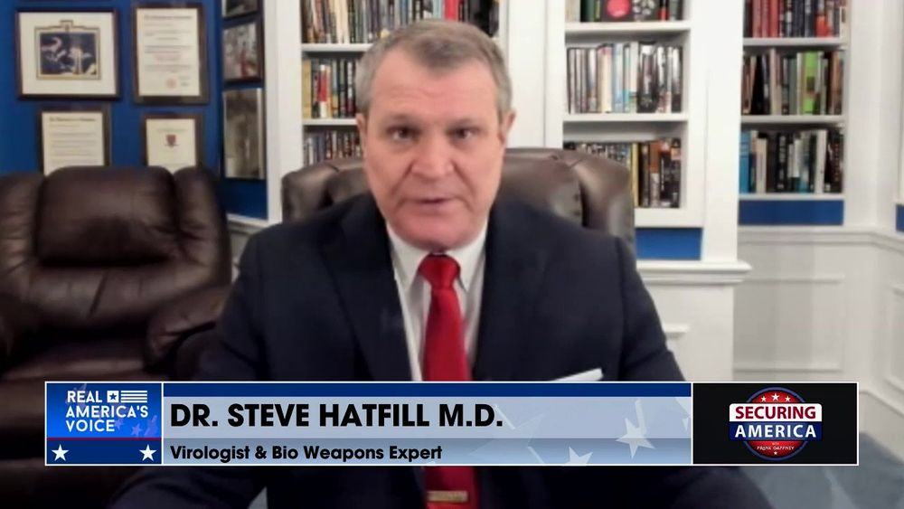 Dr. Stephen Hatfill talks about the Trump administration's early response to COVID-19