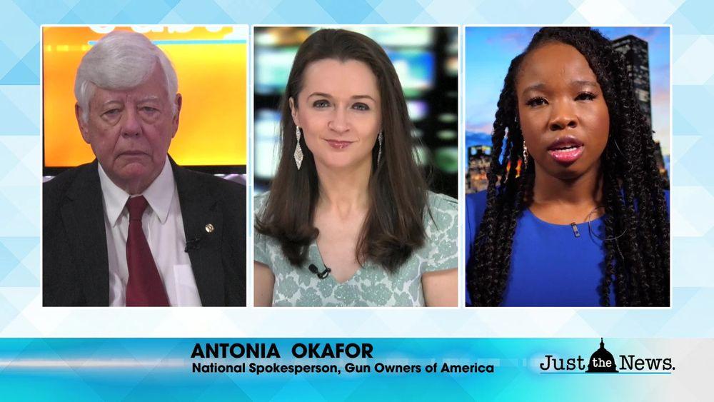 Antonia Okafor Cover - Gun owners prepare for anti-firearm legislation from Biden Administration