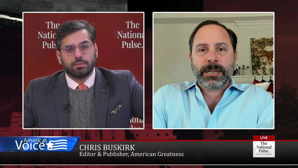 Raheem talks with Chris Buskirk about the protest in Washington yesterday & the implications: Part 2