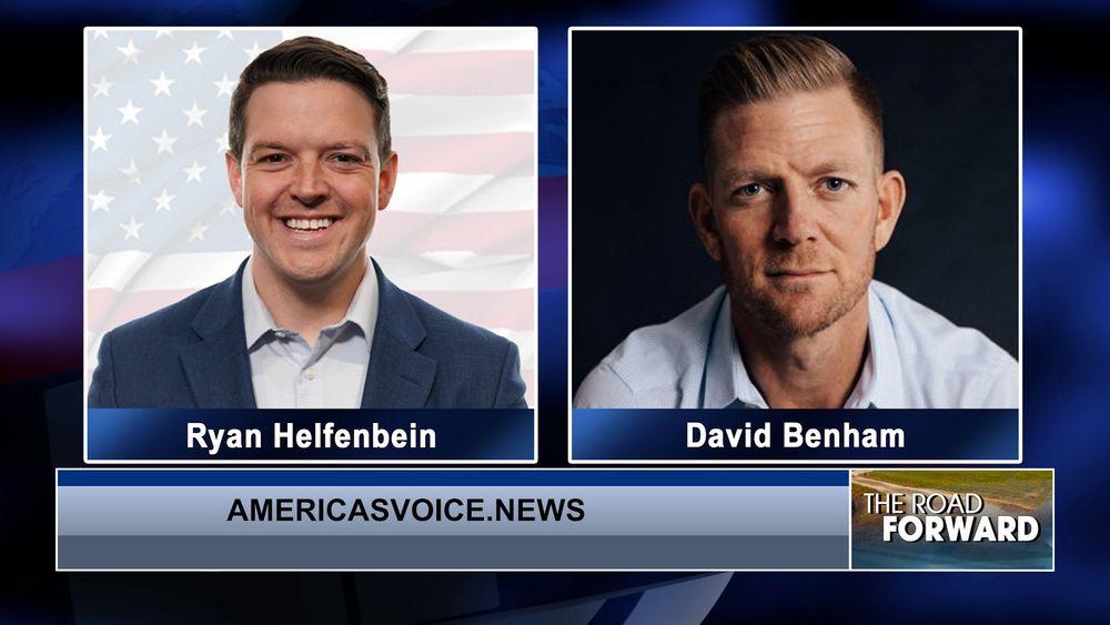 Ryan Helfenbein interviews David Benham 10/31/21