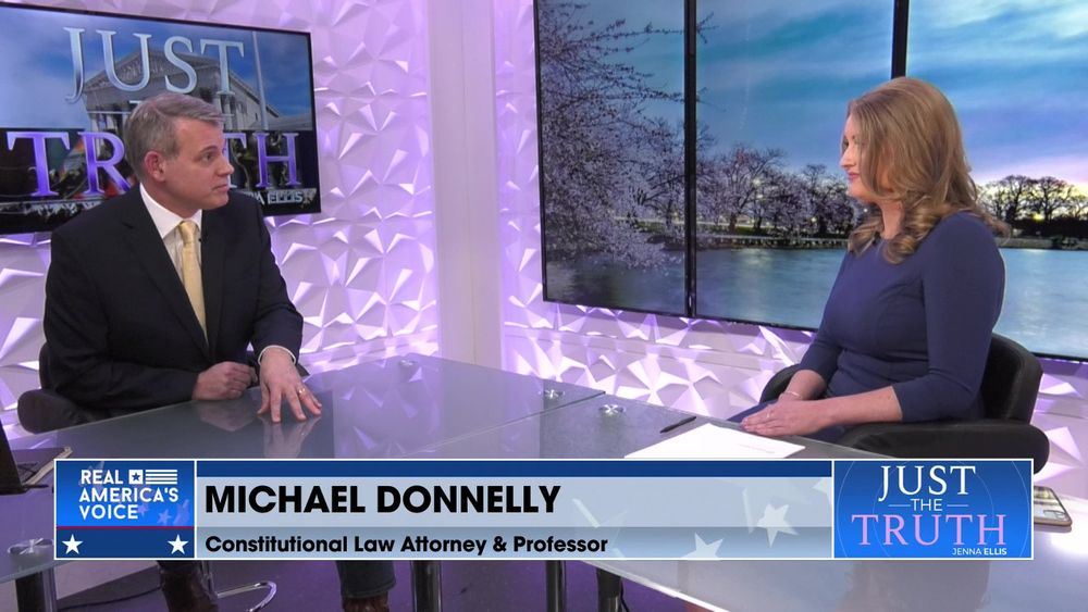 Michael Donnelly Talks More on The Supreme Court and The Constitution