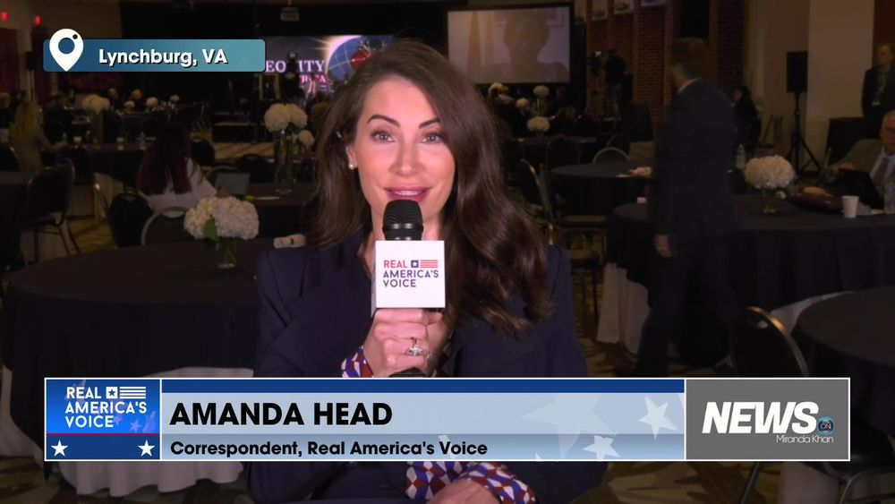 Amanda Head Joins us Live From Liberty University Equity for Africa Event