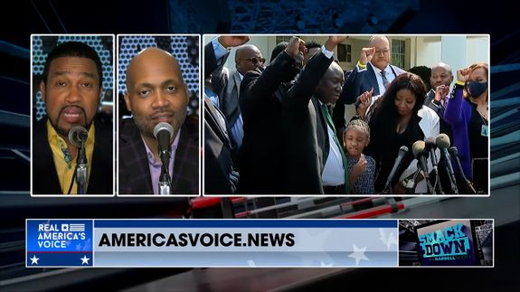 Darrell And James Discuss Rising Gas Prices And Biden's Black History Month