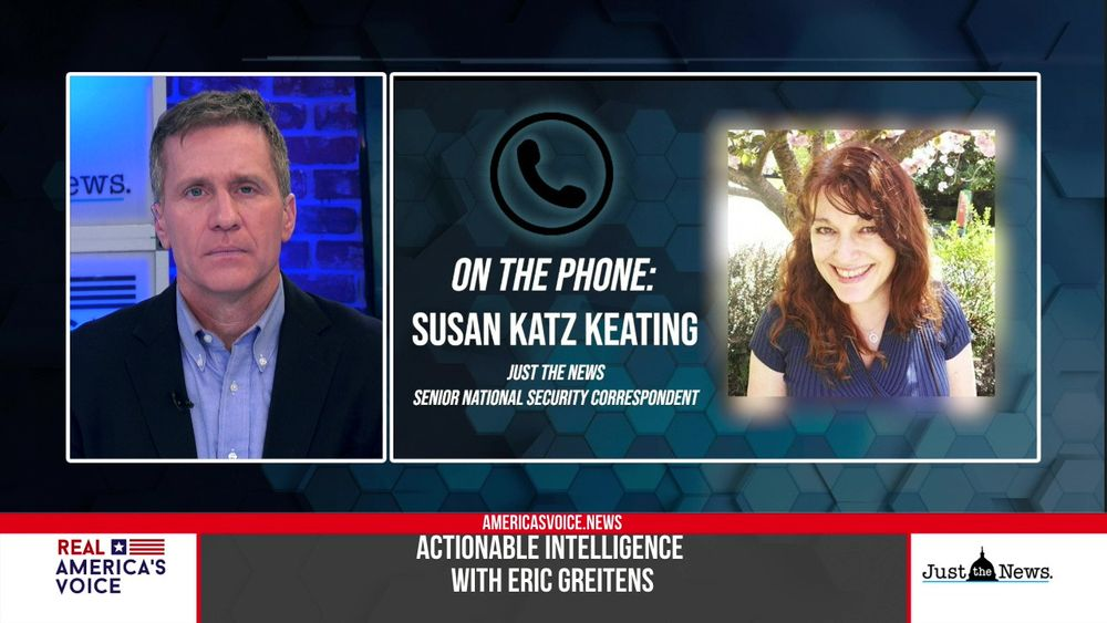 Eric Greitens Talks With Susan Kartz