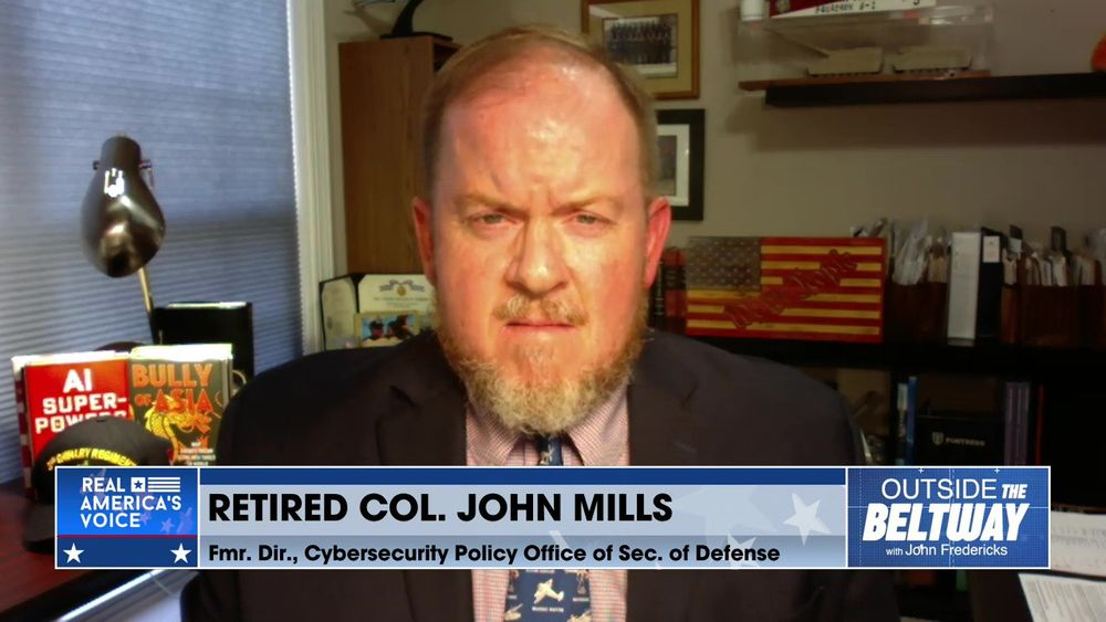 John Mills Elections Expert; Republicans Need To Get In The Fighting Mode