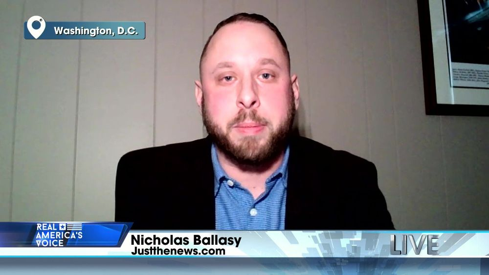 Nicholas Ballasy Joins to Discuss President Bidens Proposed Covid Bill