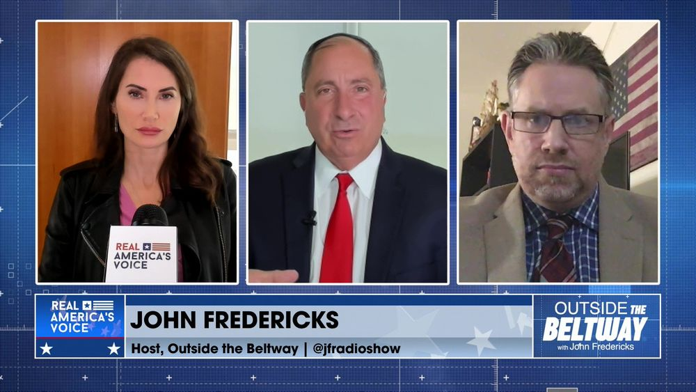 Amanda Head and Chris Butler Joins John Fredericks to Discuss More on The Border