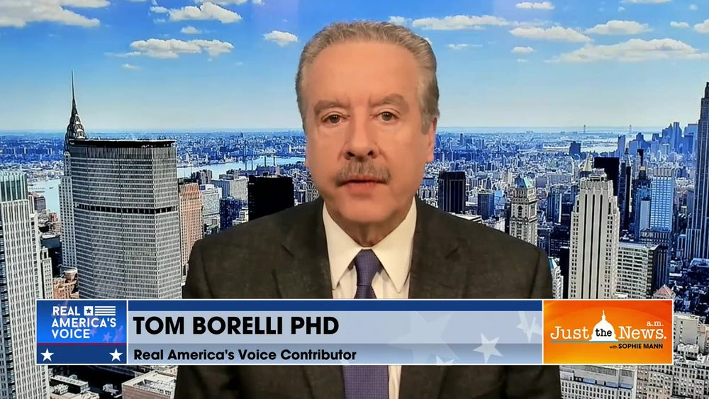 Tom Borelli, PhD - Biden energy policy is a war on the American energy consumer