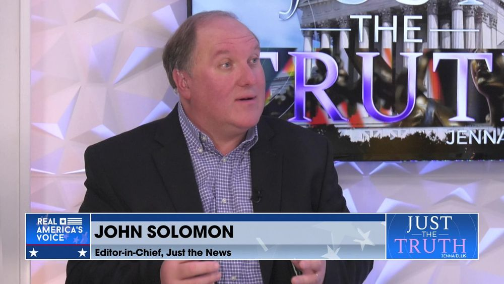 Breaking News from Michigan: John Solomon Reports w/ Jenna Ellis