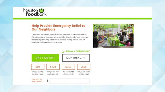Ways to help Texas food banks in their time of need
