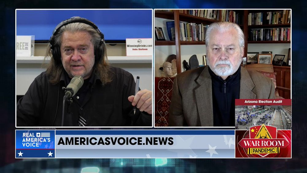 War Room Pandemic with Stephen K Bannon Episode 916 Part 2