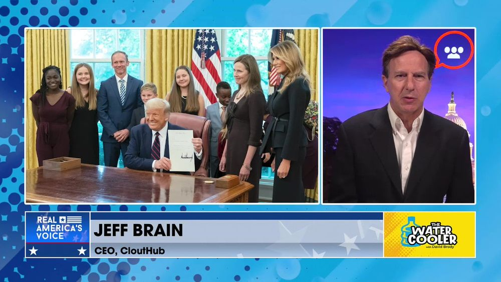 """Jeff Brain, CEO of CloutHub: """"Big Tech has Betrayed The American People"""""""