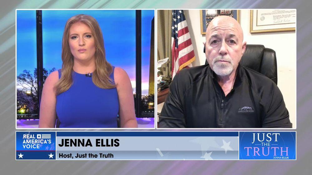 Bernie Kerik, Election Integrity Alliance Board Member Joins Jenna Ellis