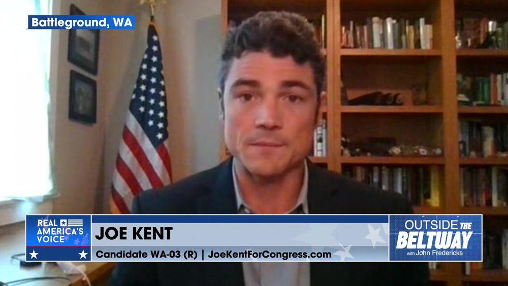 Joe Kent Exposes Flawed Afghanistan Withdrawal