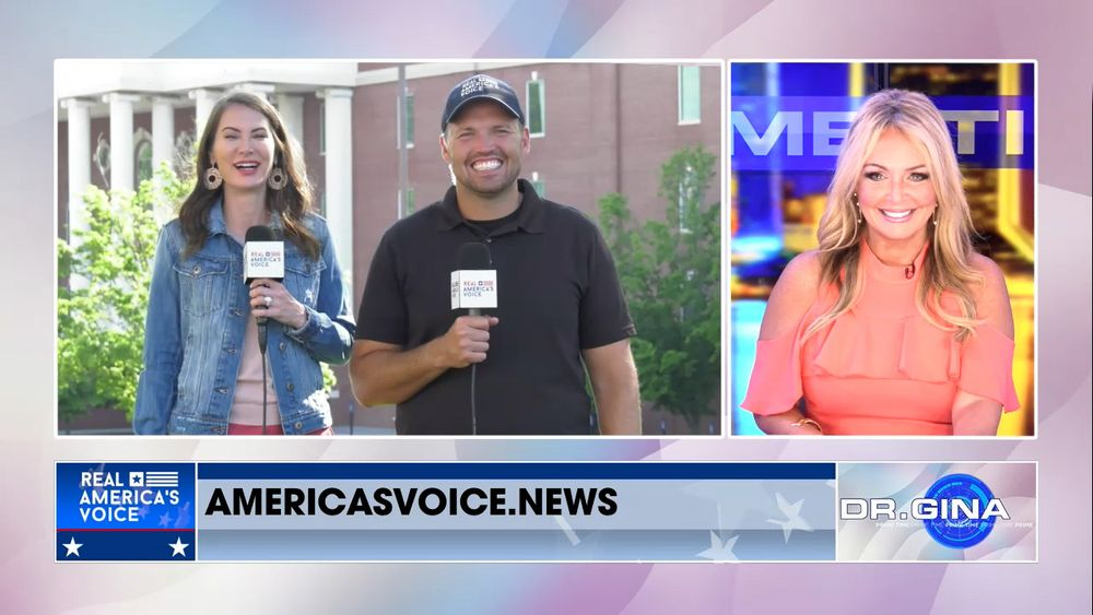 We Head Out To Lynchburg Virginia to the Latest Stop on the RAV Save America Freedom Tour