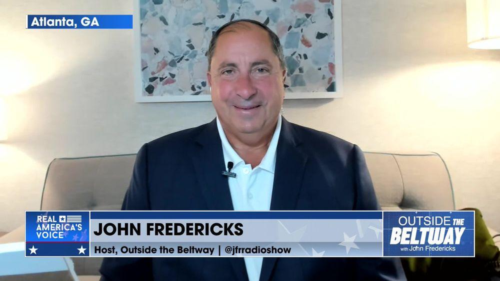 John Fredericks Recaps The Arizona Audit Hearing and The Georgia Press Conference