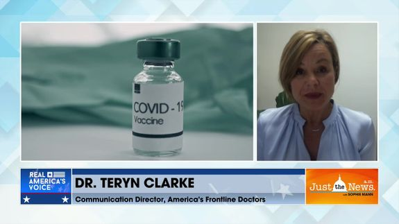 DR. TERYN CLARKE: WE DON'T NEED TO VACCINATED EVERYONE TO BE SAFE