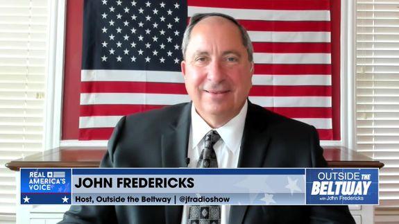John Fredericks Discusses How Media Treated Trump on The Wuhan Lab Leak