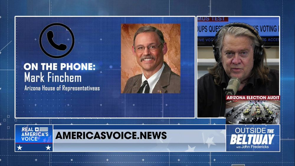 Outside The Beltway With Special Guest Host Stephen K. Bannon Part 2