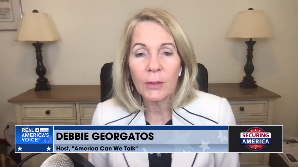 Debbie Georgatos talks about America's pressing priorities