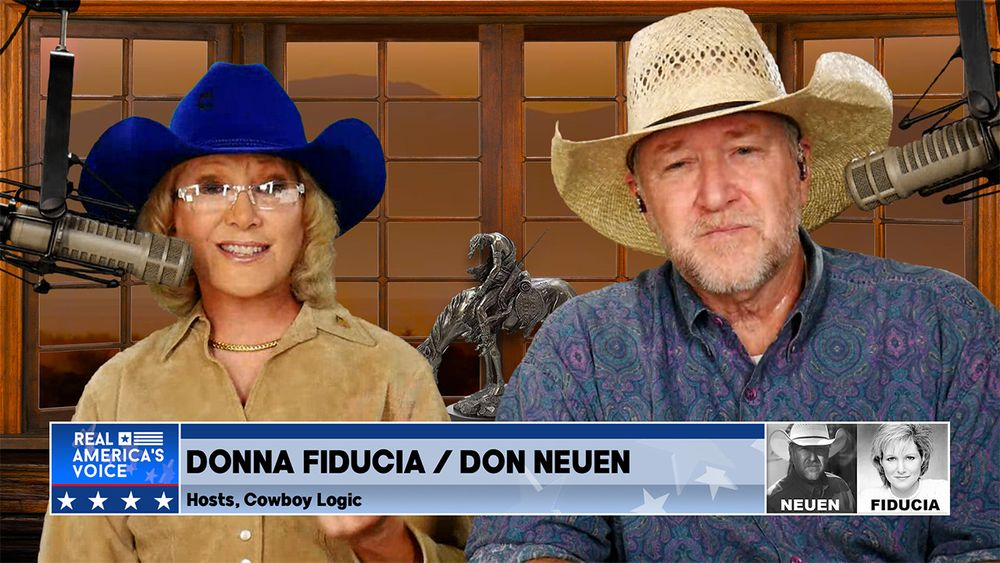 Donna Fiducia and Don Neuen with The Headlines Part 4