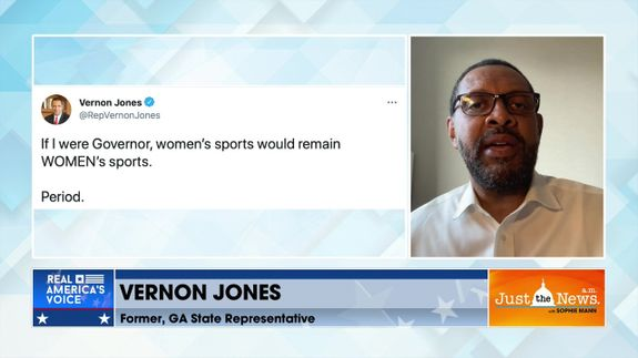 Vernon Jones, Fmr GA State Rep - Racist to say blacks can't get ID part of plan to keep blacks down