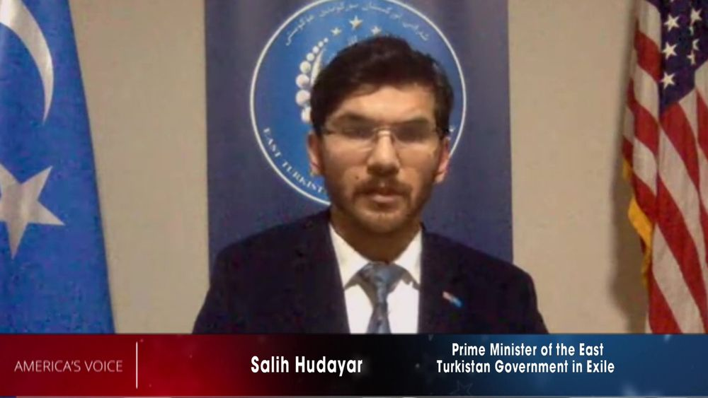 Salih Hudayer February 2 2021