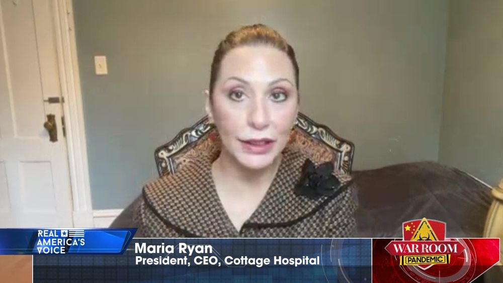 Maria Ryan Joins War Room to Discuss the Confusion Surrounding the Covid