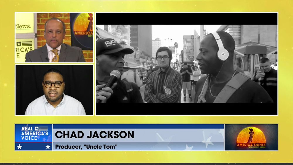 """Aubrey Shines is Joined by Producer of the Movie """"Uncle Tom"""", Chad Jackson Pt 1"""