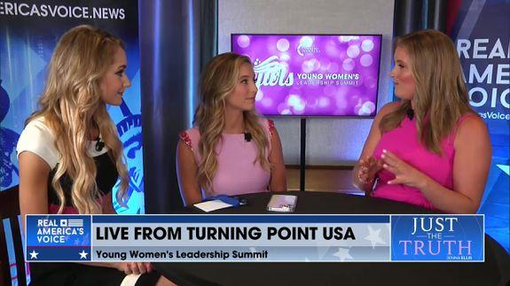 Jenna Is Joined By Ambassadors of Turning Point USA Emily Finn & Sonny Joy Nelson