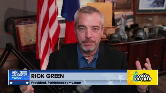 NEWSFLASH: the Constitution does NOT have expiration date! Honor it! - Rick Green weighs in