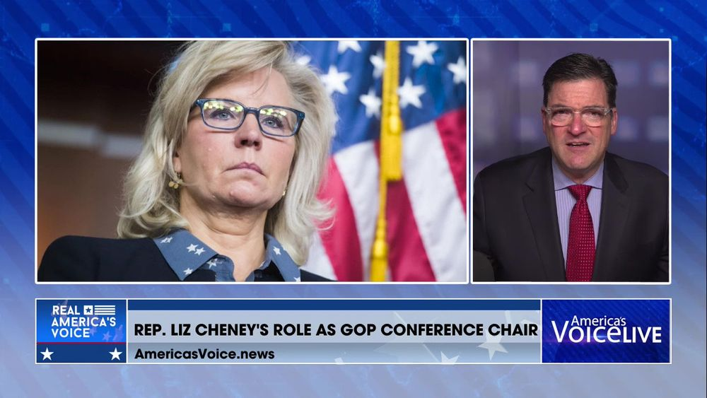 Liz Cheney's Role as GOP Conference Chair in Jeopardy Amid Trump Feud