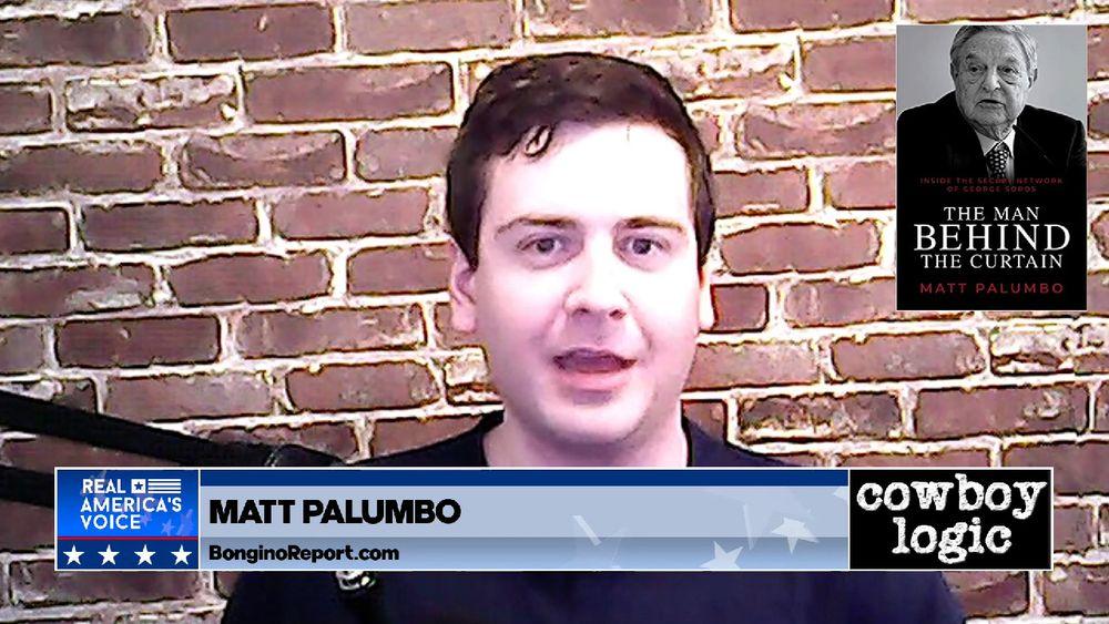 Cowboy Logic Segment 7 - Guest Matt Palumbo
