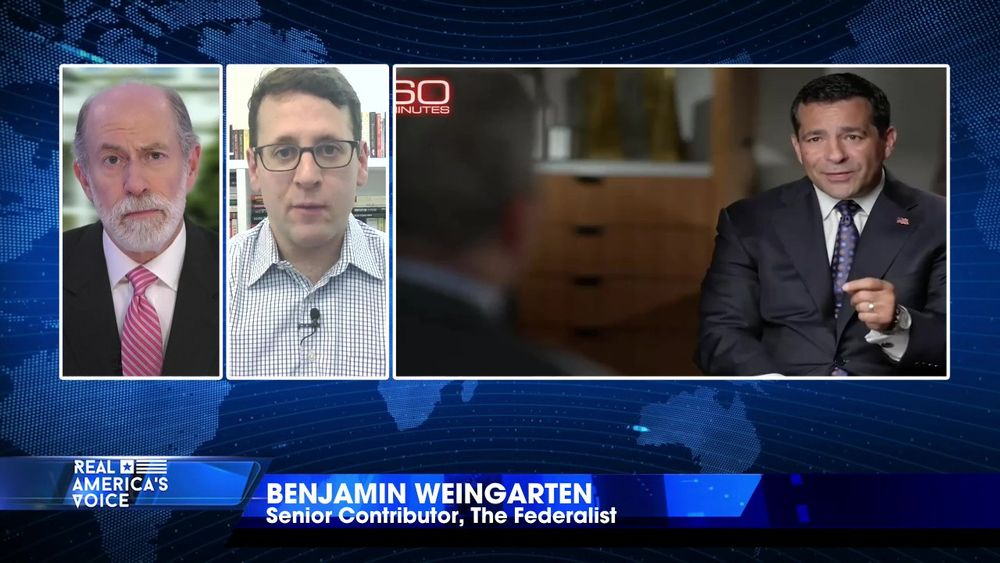 Ben Weingarten and why China and BGI are buying our DNA