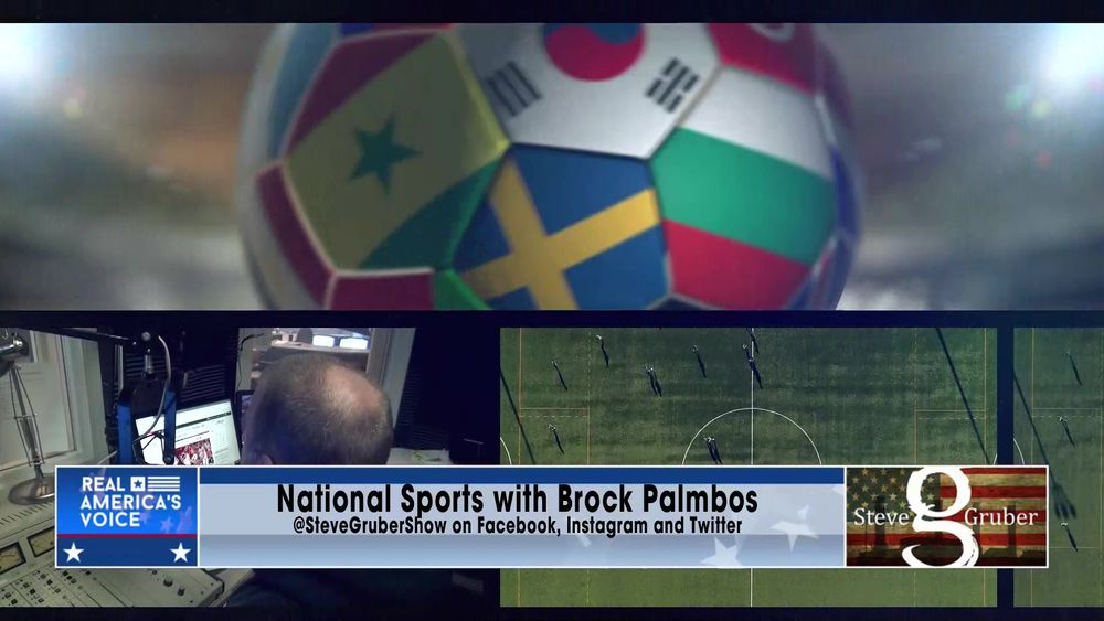 National Sports Update With Brock Palmbos July 14 2021