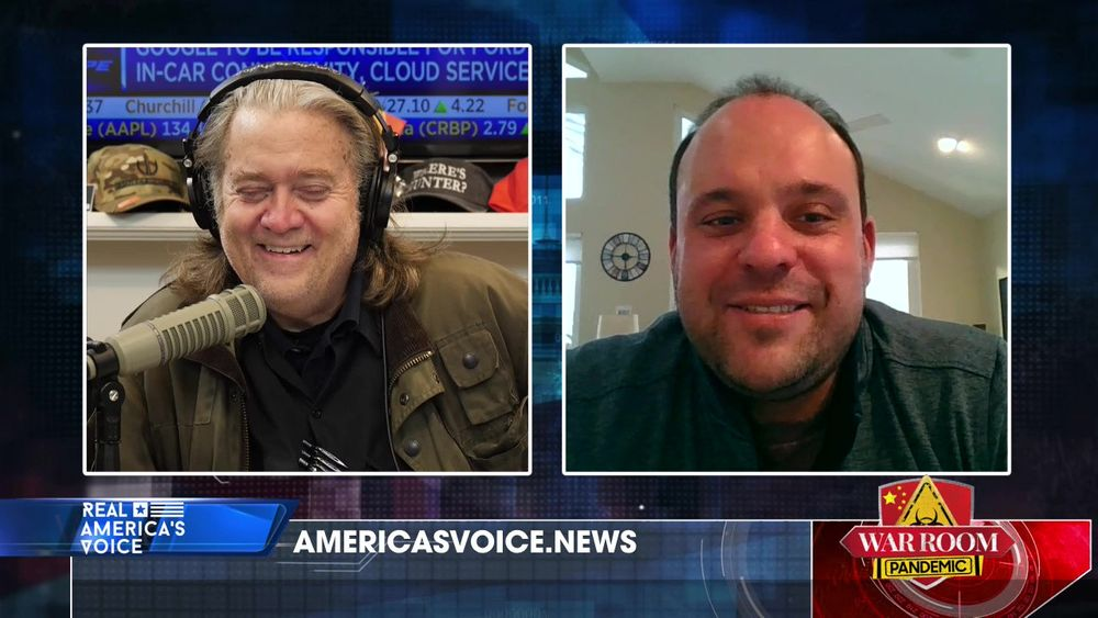 War Room Pandemic with Stephen K Bannon Episode 699 Part 3 With Boris Epshteyn