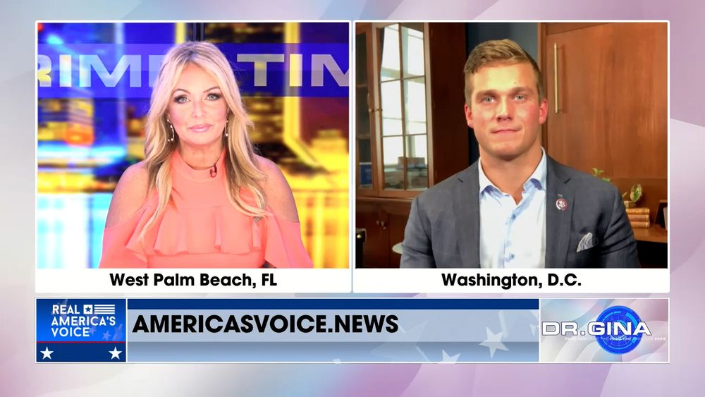 Rep. Madison Cawthorn Joins Dr. Gina Prime Time