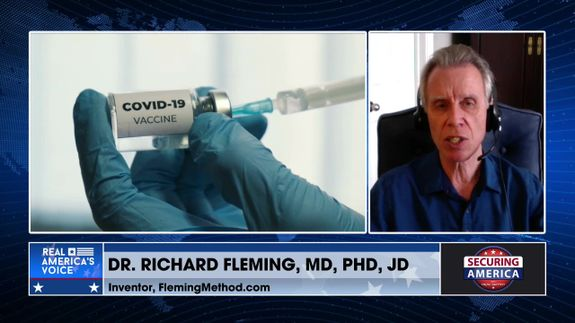 Dr. Richard Fleming discusses COVID-19, vaccines and more